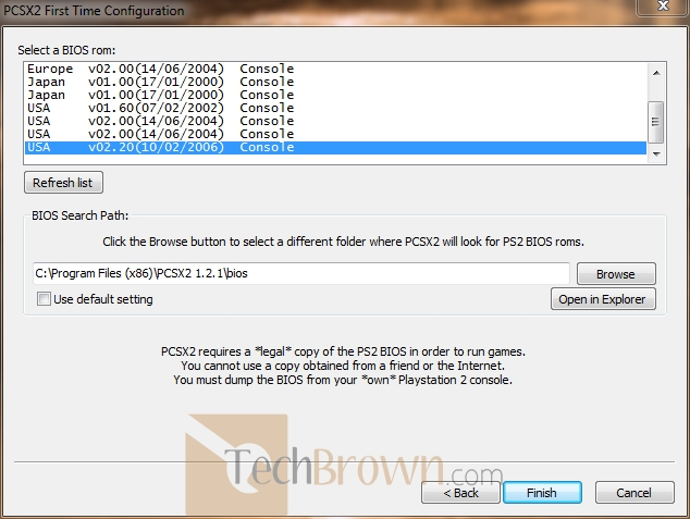 3-Configurations-of-PCSX2-First-time-Bios-Selections