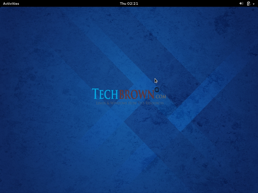 Gnome-Desktop-Environment-on-Fedora-20