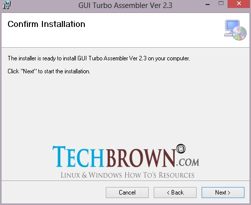 Step-V-Confirm-Installation-by-clicking-next-button