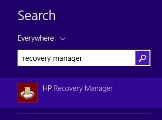 recovery-manager