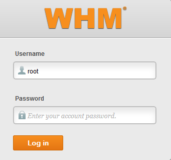 cpanel-whm-login
