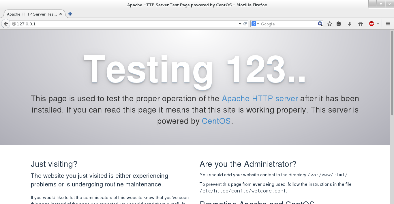 apache web server configuration in linux step by step pdf