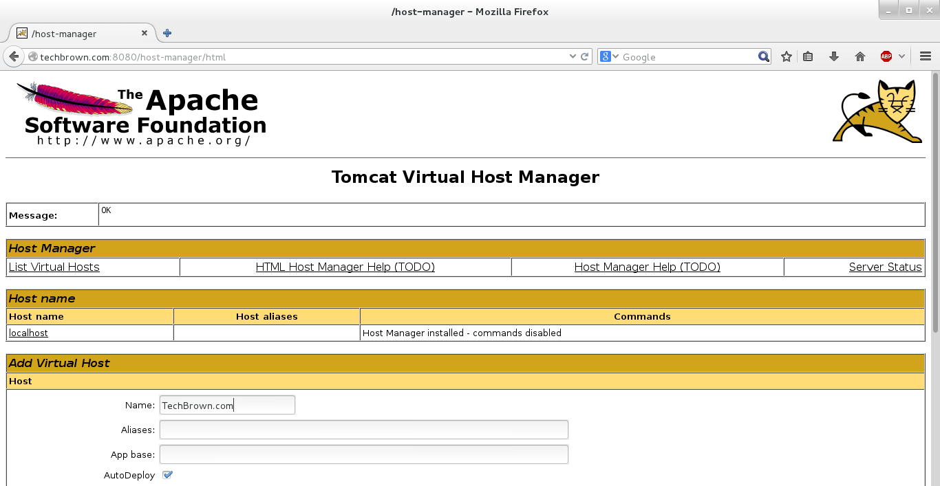 tom4HostManager